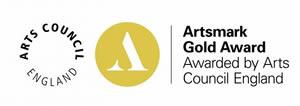 Artsmark Gold logo