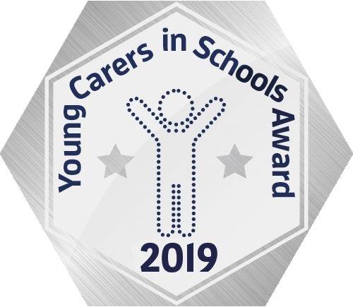 Young Carers Award Logo