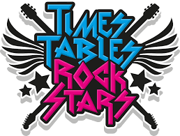 times table rock stars logo